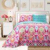 Special Edition by Lush Decor Jaipur Ikat Quilt Collection