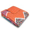 Special Edition by Lush Decor Everlyn Chevron Throw