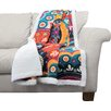 Special Edition by Lush Decor Maya Sherpa Throw Blanket