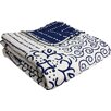 Special Edition by Lush Decor Monique Cotton Throw Blanket