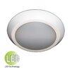 HomeSelects International BuilderSelect 1 Light LED Surface Disk Light