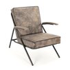 Zentique Lucas Lounge Arm Chair