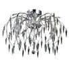 Elegant Lighting Gracieux 16 Light Semi Flush Mount