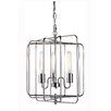 Elegant Lighting Lewis 3 Light Foyer Pendant