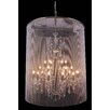 Elegant Lighting Brooklyn 25 Light Drum Pendant