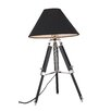 """Elegant Lighting Ansel 24"""" Tripod Floor Lamp"""