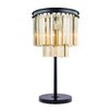 "Elegant Lighting Sydney 26"" H Table Lamp with Drum Shade"