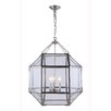 Elegant Lighting Gordon 3 Light Foyer Pendant