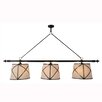 Elegant Lighting Fairmount 6 Light Kitchen Island Pendant