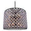 Elegant Lighting Madison 12 Light Drum Pendant