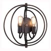 Elegant Lighting Vienna 2 Light Wall Sconce
