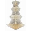 Elegant Lighting Primo 56 Light Crystal Chandelier