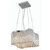 Elegant Lighting Influx 8 Light Crystal Pendant