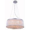 Elegant Lighting Influx 14 Light Crystal Pendant
