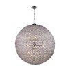 Elegant Lighting Cabaret 18 Light Globe Pendant