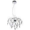 Elegant Lighting Amour 8 Light Crystal Chandelier
