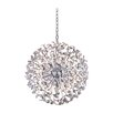 Elegant Lighting Tiffany 45 Light Crystal Chandelier