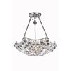 Elegant Lighting Corona 8 Light Crystal Chandelier