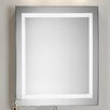 Elegant Lighting Element LED Electric Square Mirror