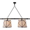 Elegant Lighting Fairmount 4 Light Pendant