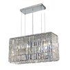 Elegant Lighting Maxim 8 Light Chandelier