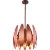 Elegant Lighting Lily 3 Light Pendant