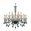 Elegant Lighting Aurora 18 Light Chandelier