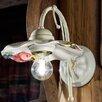 Ferroluce Sirmione 1 Light Classic Wall Lamp