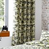 Catherine Lansfield Camouflage Curtain