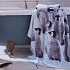 Catherine Lansfield Penguin Colony Cotton Hand Towel