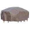 Duck Covers Elite Rectangular Patio Set Cover