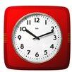 Bai Design Square Retro Wall Clock