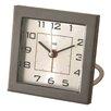 Bai Design Die-cast Travel Alarm Clock