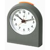 Bai Design Pick-Me-Up Alarm Clock in Futura Titanium