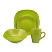 Lorren Home Trends Morella 16 Piece Dinnerware Set