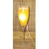 """Bamboo54 Champagne Glass 20"""" H Table Lamp"""