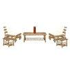Bamboo54 Payang 6 Piece Coffee Table Set