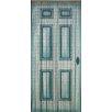 "Bamboo54 78"" x 36"" Bamboo Beaded Curtain Door Motif Room Divider"