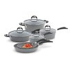 Bialetti Granito 10 Piece Non-Stick Cookware Set