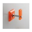 Toscanaluce by Nameeks Clothing Hook with Plexiglass Mounting