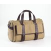 "Clava Leather 19"" Travel Duffel"