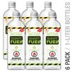 Anywhere Fireplaces Smart Fuel Liquid Bio-ethanol Fuel Bottle (Set of 6)