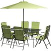 Suntime Bentley 6 Seater Dining Set