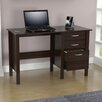 Inval Writing Desk with 3 Drawers