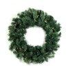 Vickerman Co. Natural Frasier Fir Artificial Christmas Wreath with Lights
