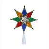 Vickerman Co. 0.7' Star Christmas Tree Topper with Clear Lights
