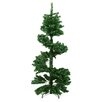 Vickerman Co. 5.5' Spiral Pine Artificial Christmas Tree with Unlit