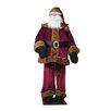 Vickerman Co. Standing Santa Claus
