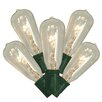Vickerman Co. 10 Edison Christmas Light
