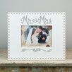 Glory Haus Mr. and Mrs. Picture Frame